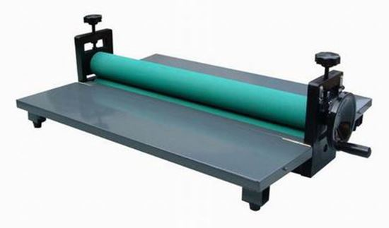 """Picture of Cold laminating machine 25.5"""""""
