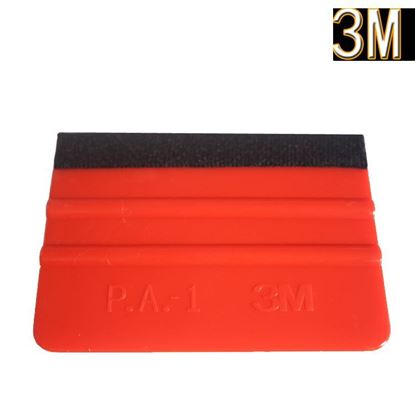 New car vinyl film wrapping tools 3m squeegee with felt soft wall paper scraper mobile screen protector install squeegee tool