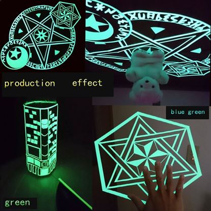 10m Luminous Self-adhesive Glow In The Dark Safety Stage Home Decorations10m  Tape